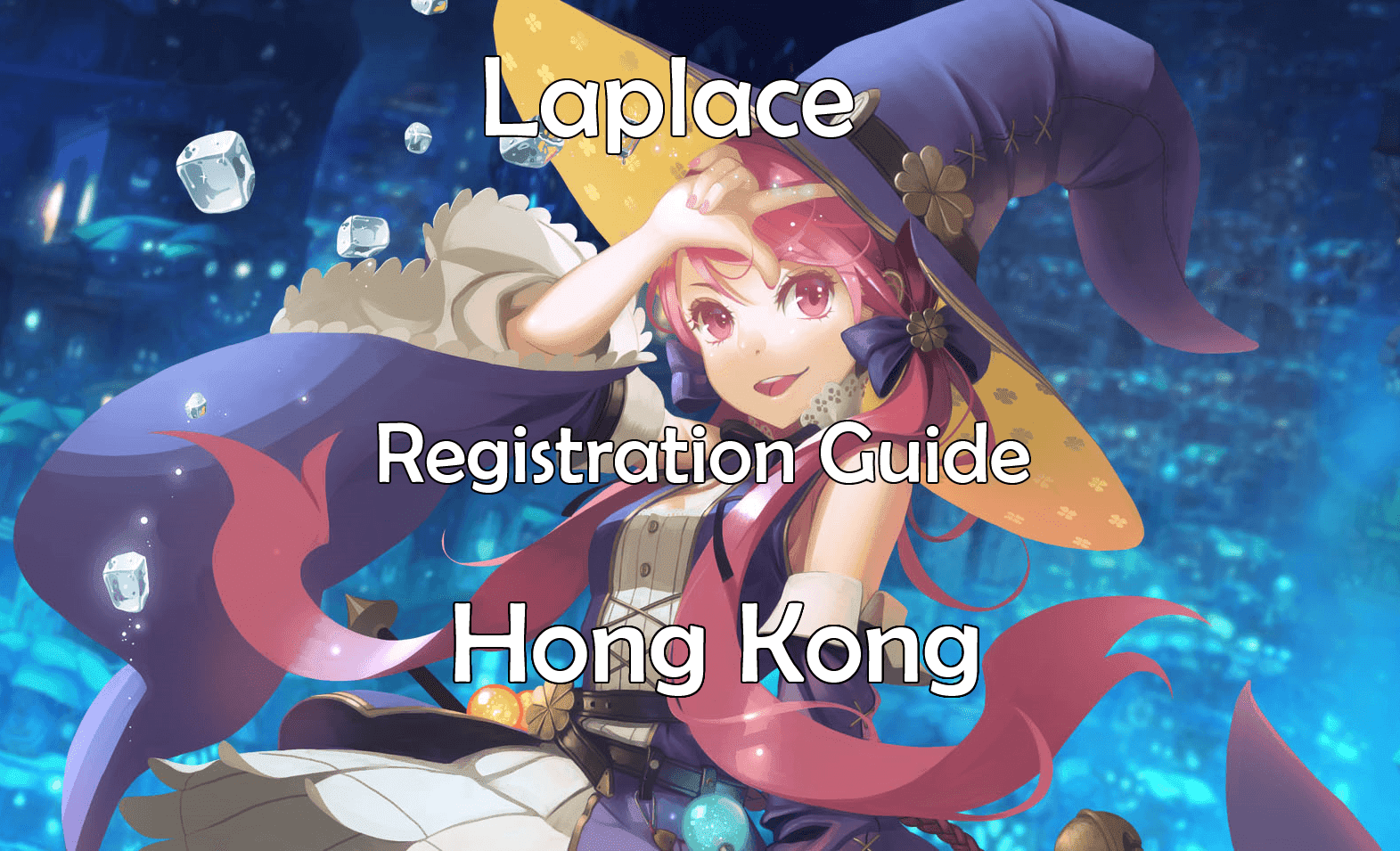 Laplace Hong Kong Registration Guide