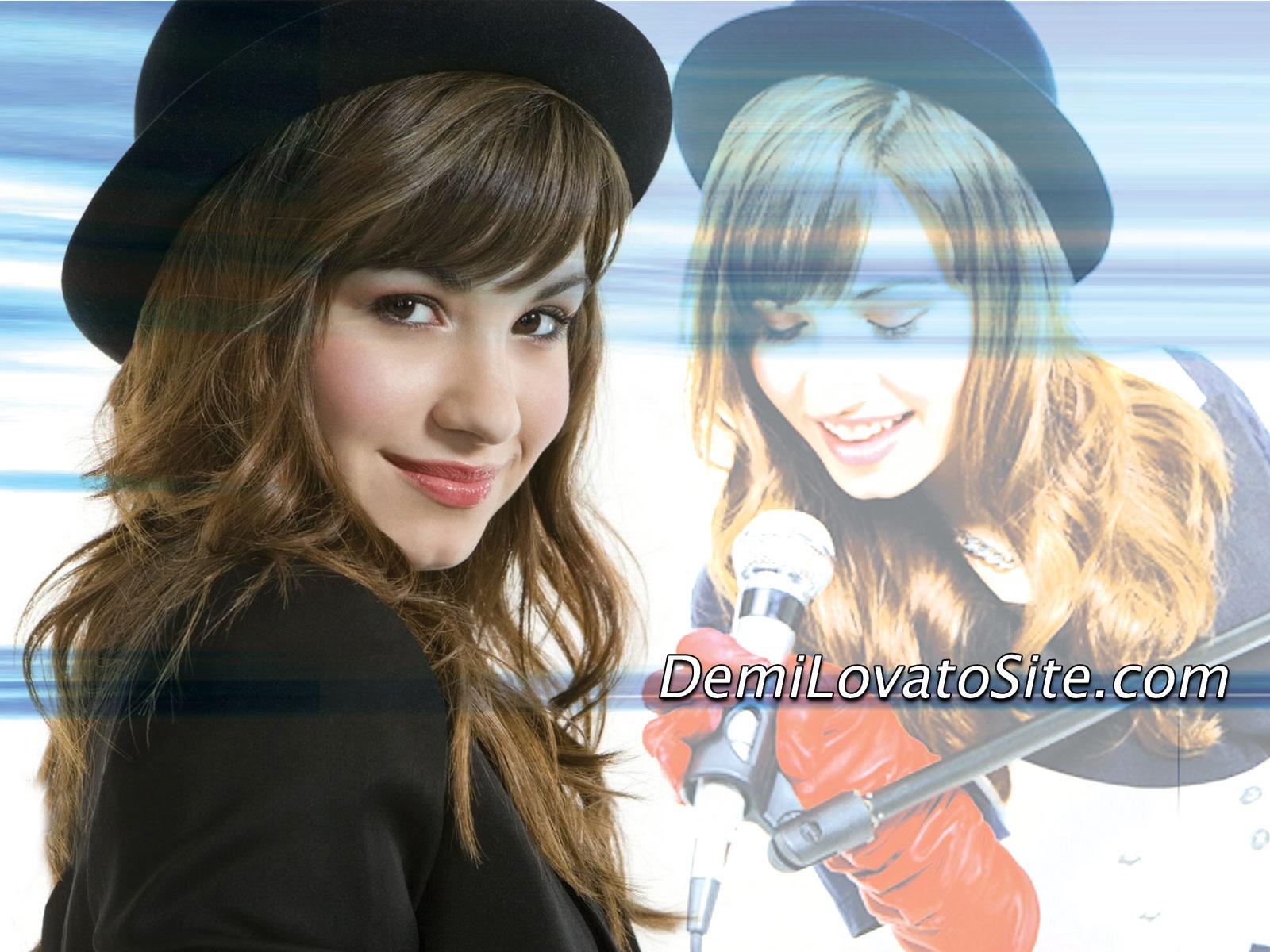 Cartoon Cute Girl Desktop Wallpapers Cute Girl Demi Lovato Wallpapers Desktop Background