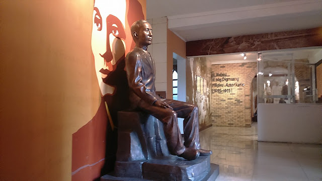 Museo ni Apolinario Mabini – PUP (Apolinario Mabini Shrine - PUP)