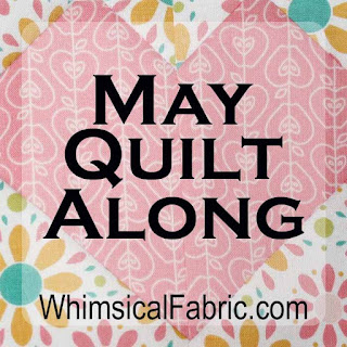 http://whimsicalfabricblog.blogspot.com/2016/05/may-quilt-along-challenge.html