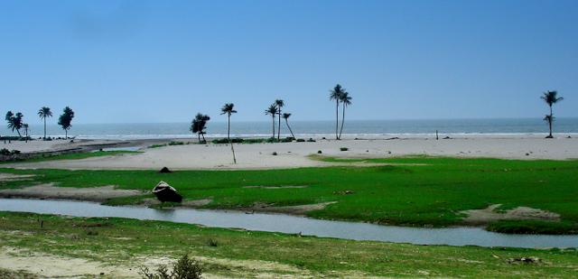Kuakata, islands of bangladesh