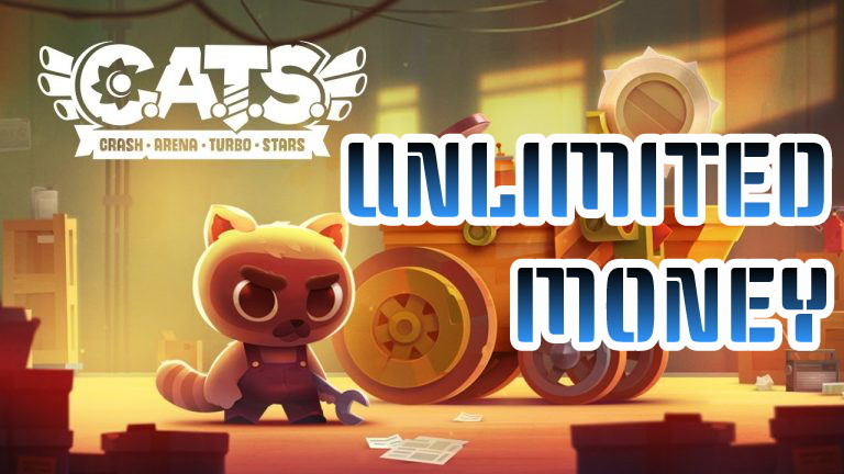 CATS : Crash Arena Turbo Stars Mod Apk Terbaru Unlimited Money 2.9.2