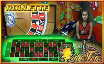 LIVE NUMBER GAME ROULETTE LAKI TOTO