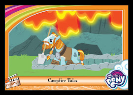 My Little Pony Campfire Tales Series 5 Trading Card