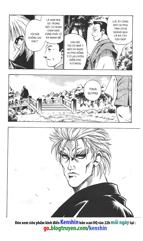 Rurouni Kenshin chap 37 trang 11
