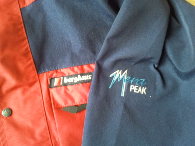 South London meets Cottbus: Made in Britian: Berghaus Mera Peak