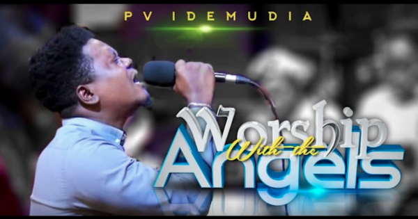 [Music + Video] PV Idemudia – Worship With The Angels