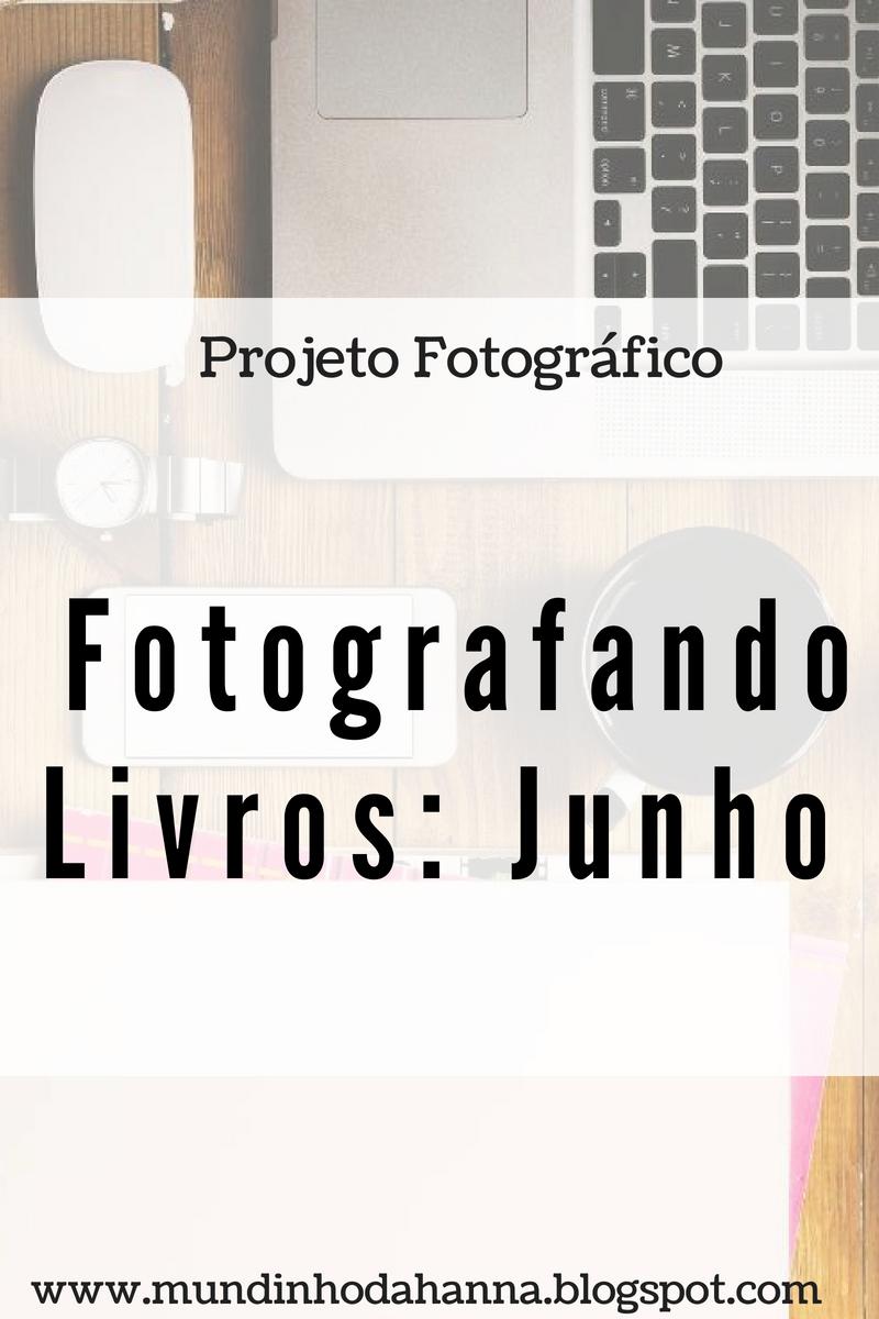 Fotografando Livros