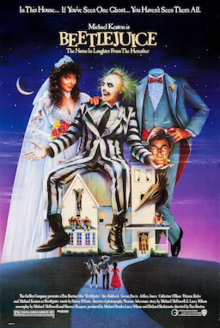 Top 10 - Filmes para ver no Halloween Beetlejuice