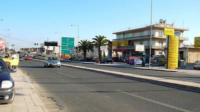 Κλειστή η Λεωφόρος Μαραθώνος για 8 ημέρες - Πώς θα γίνεται η κυκλοφορία