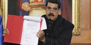 Maduro asegura que Twitter desactivó miles de cuentas de chavistas