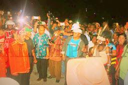 Raja Suku Kei Terapkan Hukum Larvul Ngabal di Timika