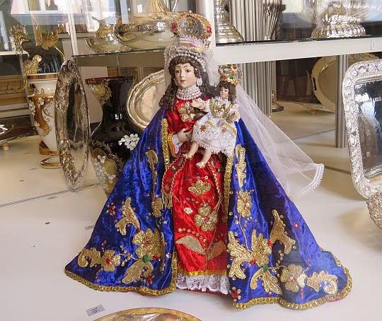 """Madonna z Dzieciątkiem """"Virgen of Belem"""""""