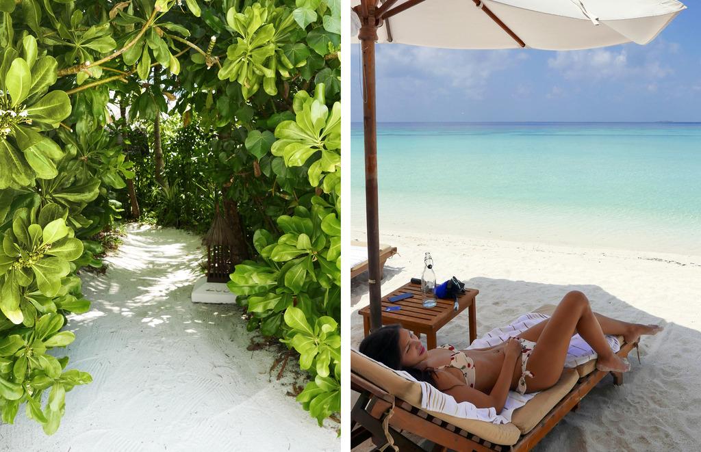 Euriental | fashion & luxury travel | Conrad Maldives, beach villa