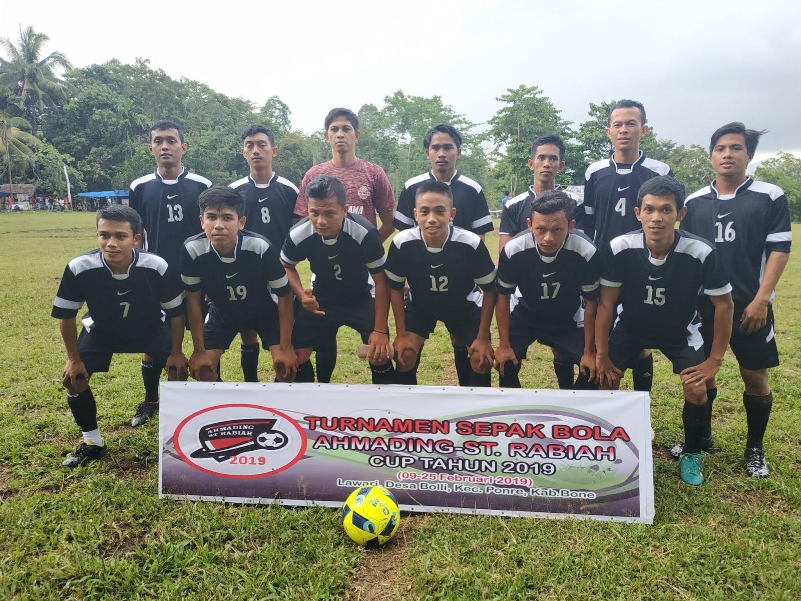 Tim Tuan Rumah Berhasil Melaju ke Delapan Besar di Turnamen Ahmading-St Rabiah Cup 2019