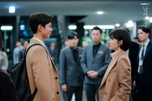 First Impressions kdrama Encounter