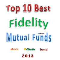Best Fidelity Mutual Funds 2013