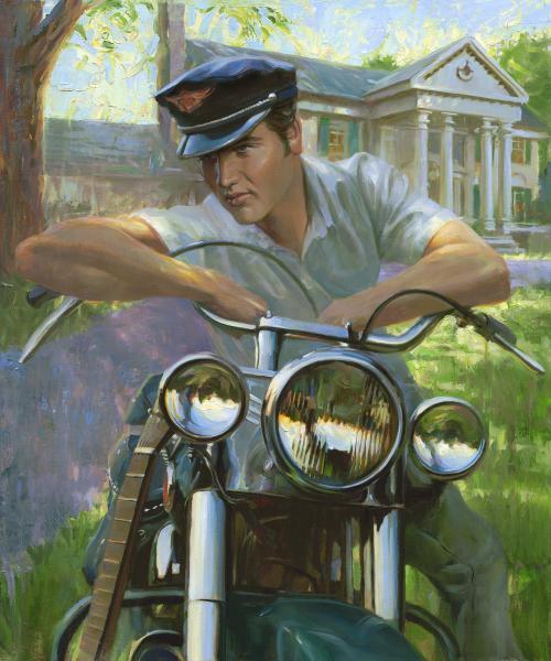Racing Cafè: Motorcycle Art  David Uhl #2