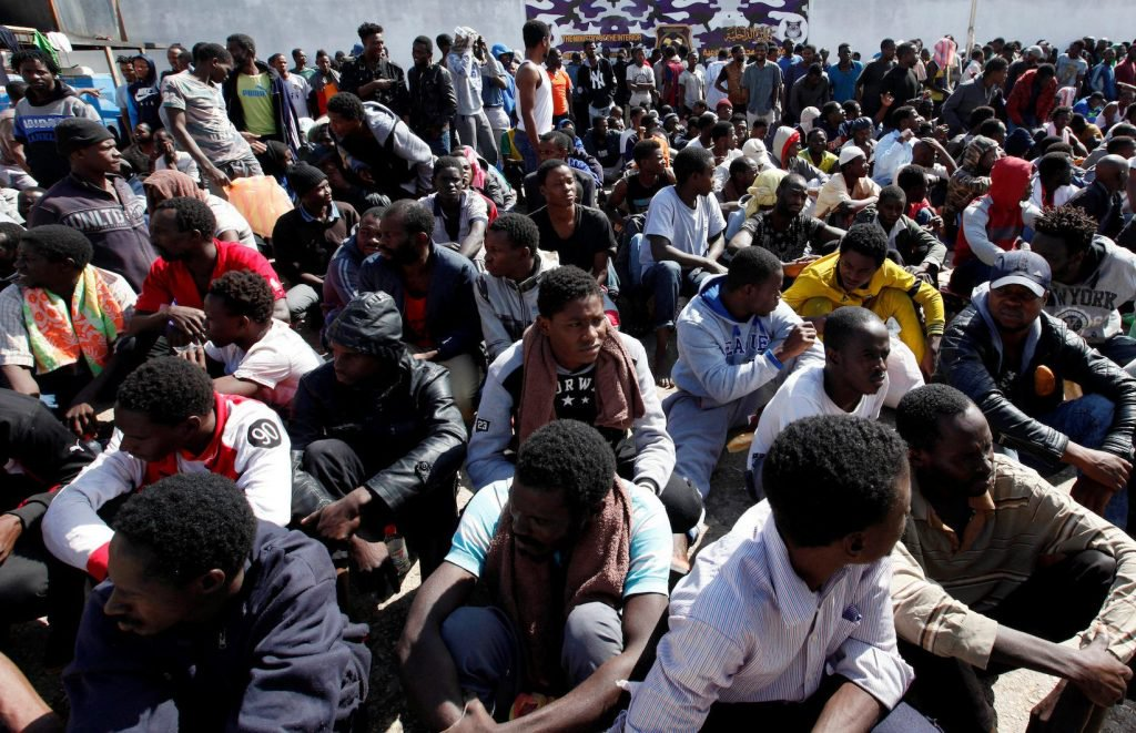 LATEST NEWS:  Libya slave trade- ECOWAS responds to abuse of citizens in Libya