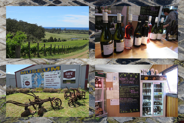 Wine Tasting on the Tasman Peninsula in Tasmania