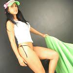 Andrea Rincon – Selena Spice – Cachetero Verde Foto 84