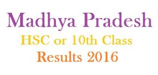 Madhya Pradesh HSC Results