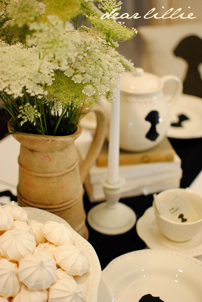 A Jane Austen Birthday Party