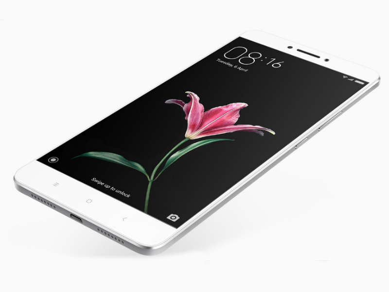 Xiaomi Mi Max Prime With 6.44 Inch Screen Announced, Boast The Snapdragon 652 Octa Core Chip!