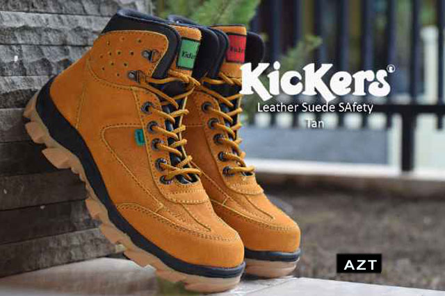 Sepatu Kickers Safety Boot