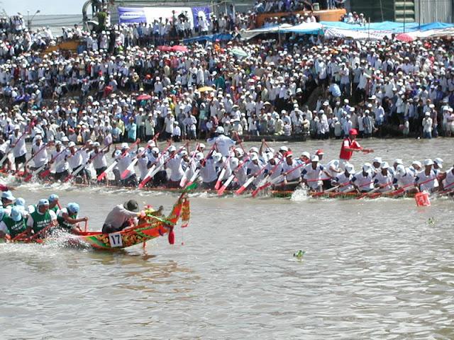Lễ hội Okombok, Sóc Trăng
