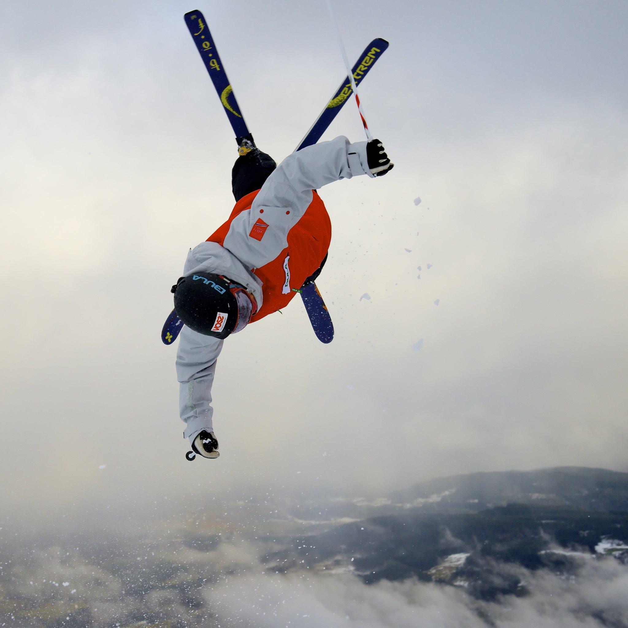 freestyle skiing wallpaper - photo #19