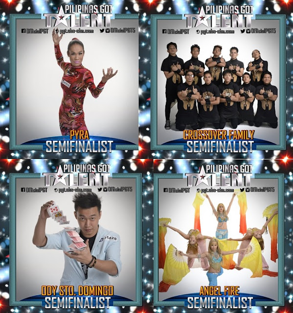 PGT Semi finalists