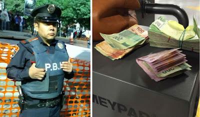 policia dinero