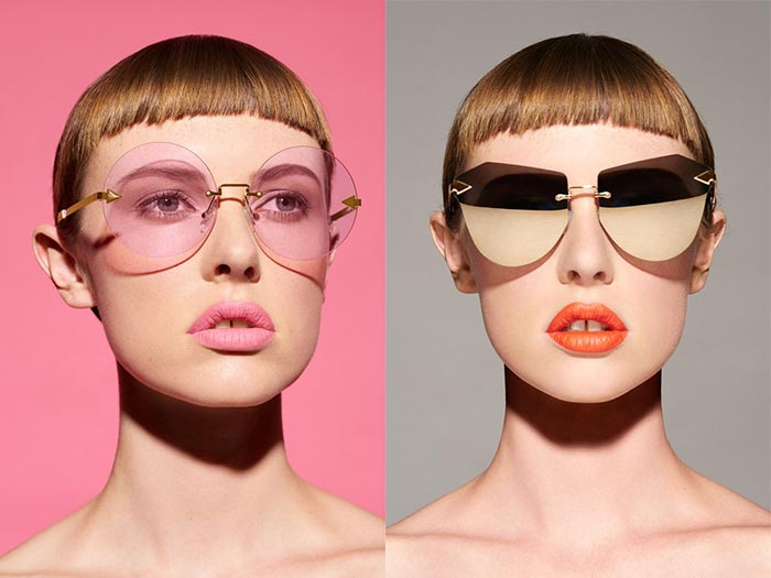 Karen Walker Eyeshadow Sunglasses 2017