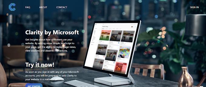 Tüm website sahiplerine Microsoft'dan kullanıcı izleme sistemi
