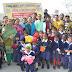 कानपुर ग्रामीण व्यापार मण्डल ने किया वस्त्र वितरण