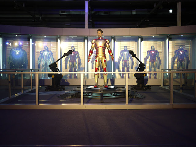 P1260469 - 【熱血採訪】台中朝馬展覽館│親身蒞臨漫威超級英雄世界