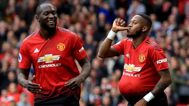 Fred Scores For Manchester United