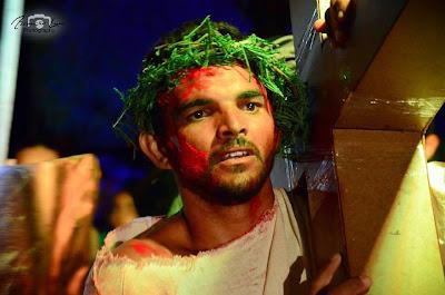 Resultado de imagem para fotos da encenação da paixao de cristo em sao paulo do potengi