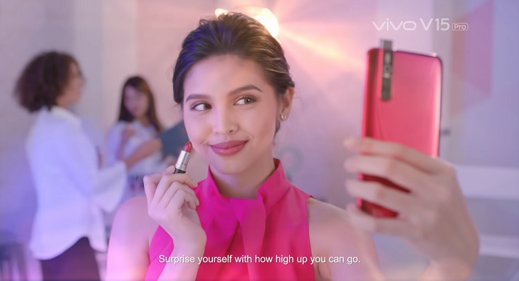 Vivo Launches V15 Limited Edition Blossom Pink; Welcomes Maine Mendoza as New Brand Ambassadress