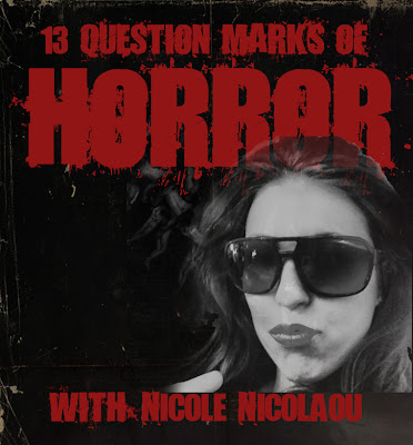 13 Question Marks of Horror with The Other Side & Human Centipede 2 's Makeup Artist Nicole Nicolaou