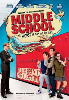 MIDDLE SCHOOL: THE WORST YEARS OF MY LIFE 2017