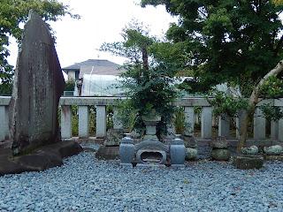 太田道灌の墓