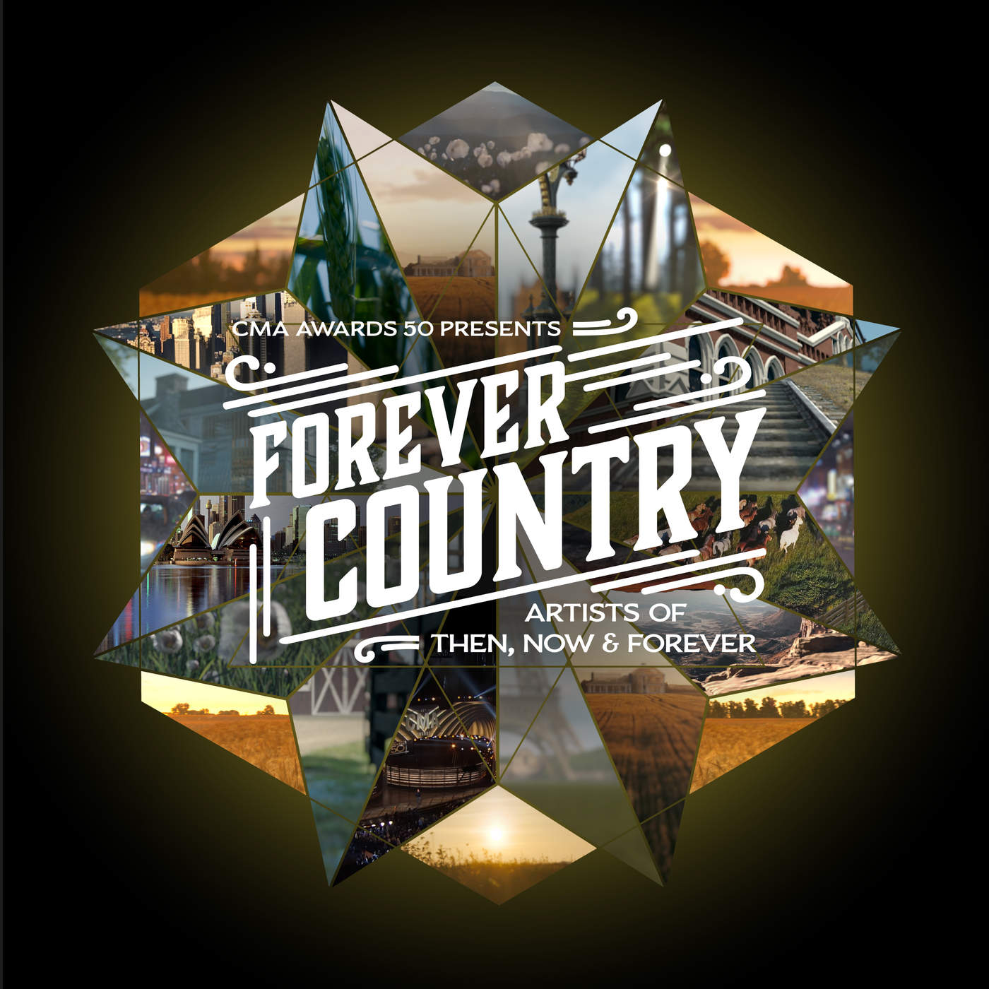 Artists Of Then Now Amp Forever Forever Country Single