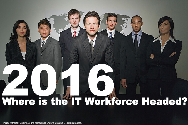 B&E | 2016, Where is the IT Workforce Headed?