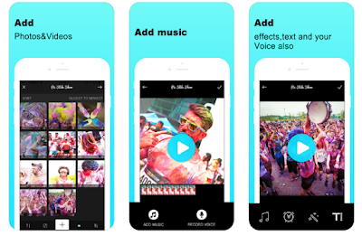 تحميل تطبيق Mix Music Photo Video يقوم بتحويل صورك إلى مقاطع فيديو بتأثيرات صوتية وحركية مميزة!
