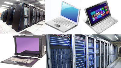 What is computer, Types of computer