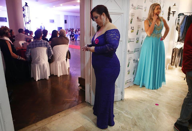 Plus-sized models challenge beauty standards in Brazil, entertainment news