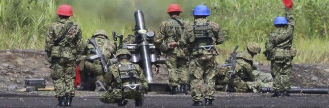 Military raw pounding