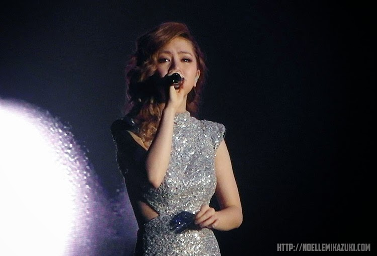 Noelle Mikazuki G E M 邓紫棋 2015 X X X Concert Singapore